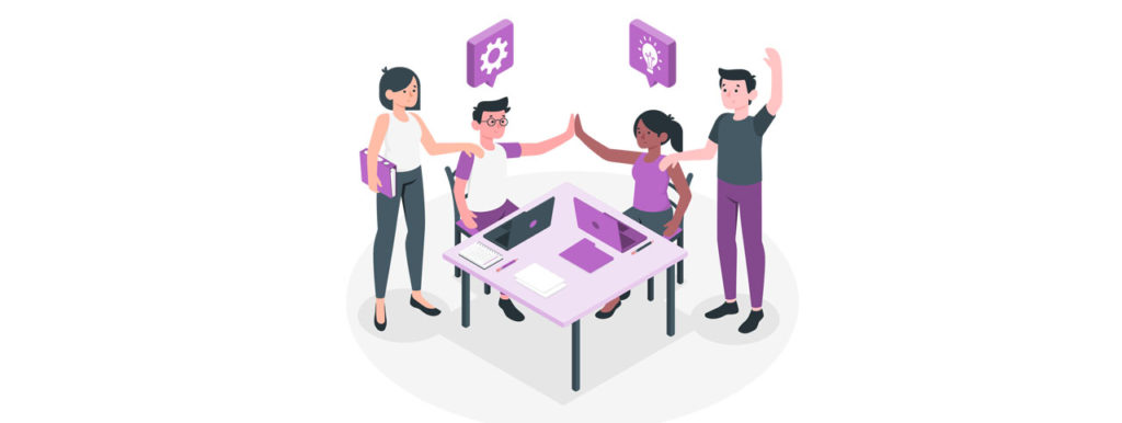 personal development plan for managers team work