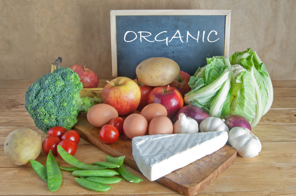 Organic Healthy Products