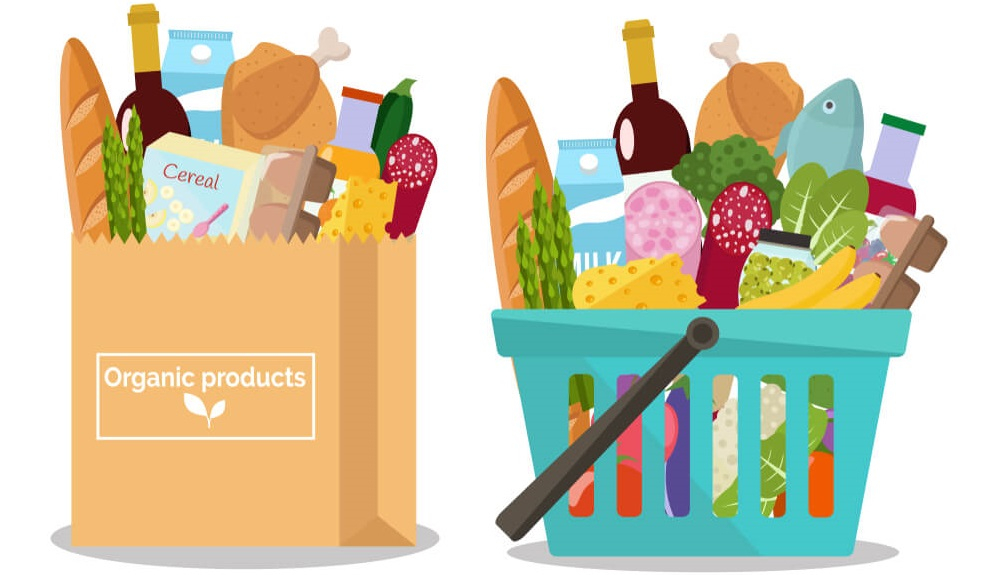 Store Your Necessary Food & Vegetables