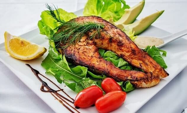 Fish Oil for Boosting Immune System with Food