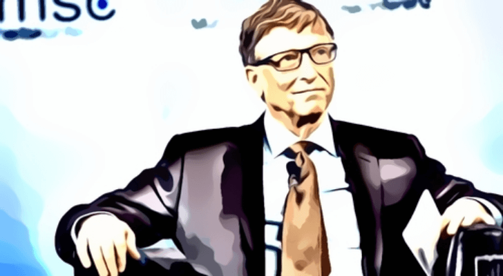 Bill Gates credits reading books as techniques of being one of the successful people