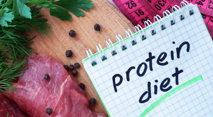 Have a Protein Enriched Diet