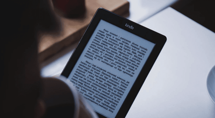 Use Audio Books or Your Phone to Read