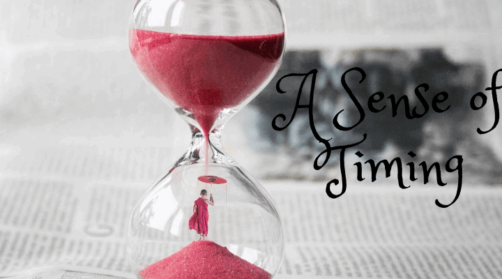 A Sense of Timing for personal finance examples