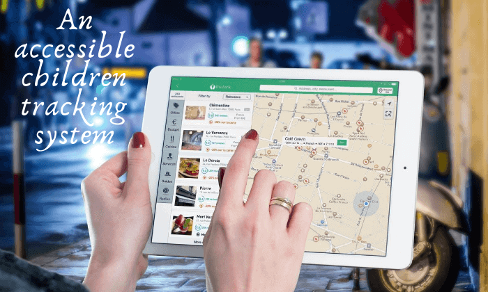 An Accessible Children Tracking System