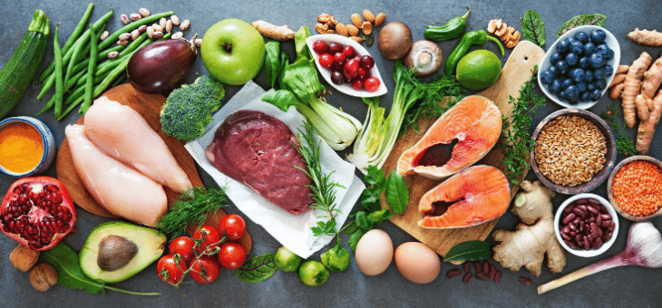 Balanced Diet for Weekend Fitness Tips