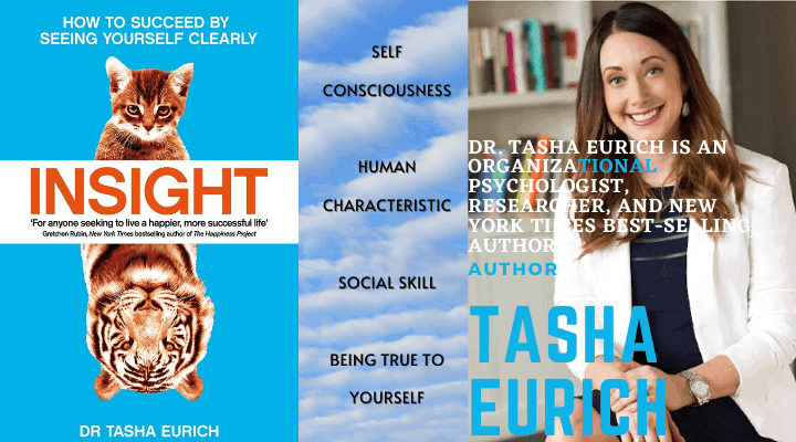Best books on self awareness: How to Succeed by Seeing Yourself Clearly by Tasha Eurich