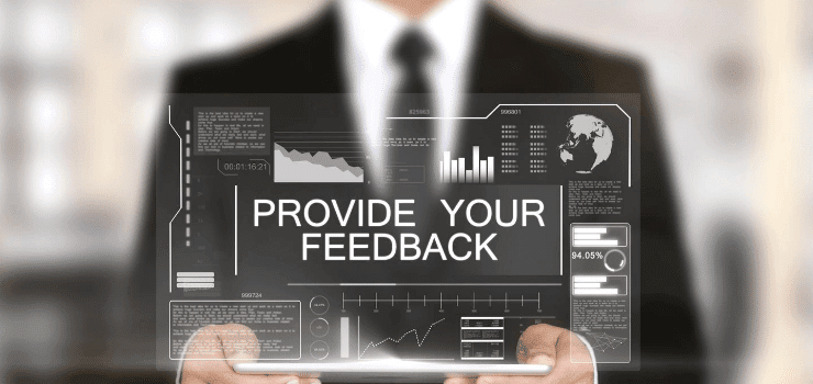 Provide Feedback & Ask for It