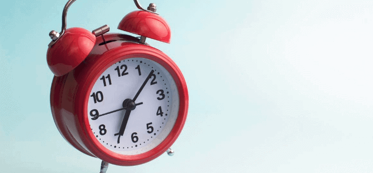Set Alarm in the Morning for Weekend Fitness Tips