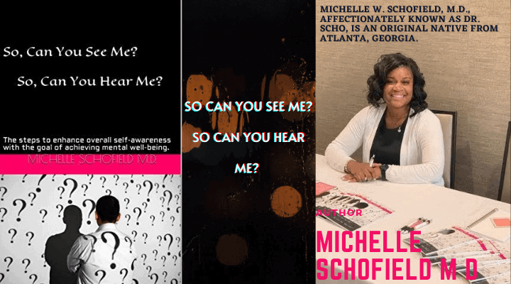 So, Can You See Me? So, Can You Hear Me? by Michelle Schofield M D