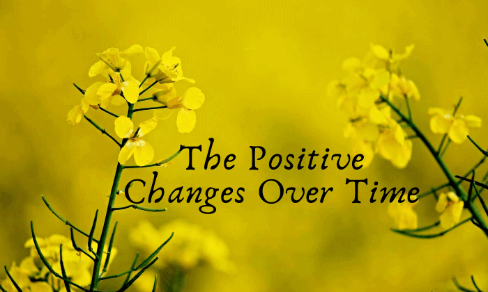 The Positive Changes Over Time on parenting today vs past