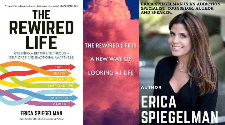 Best books on self awareness: The Rewired Life by Erica Spiegelman
