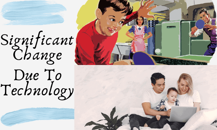 Significant Technological Impact on Parenting Today vs Past