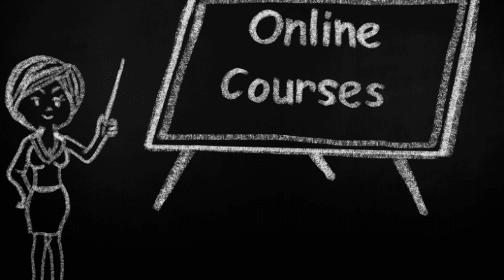 Online Course Creation for life changing opportunities