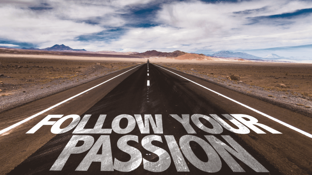 Passion Important In Our Lives