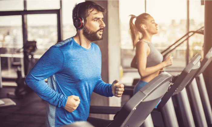 Taking Exercise to Change My State of Mind