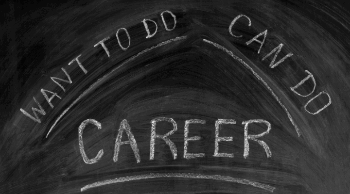 What to consider career?