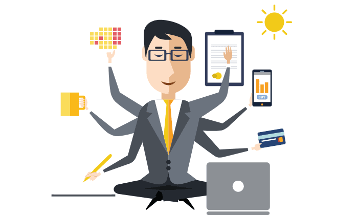 How to get work done efficiently: Avoid multitasking