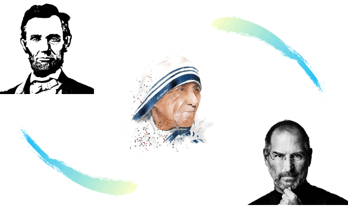 3 Examples of World-Famous Efficient Personalities