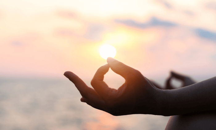 Try Meditation or Yoga Change My State of Mind