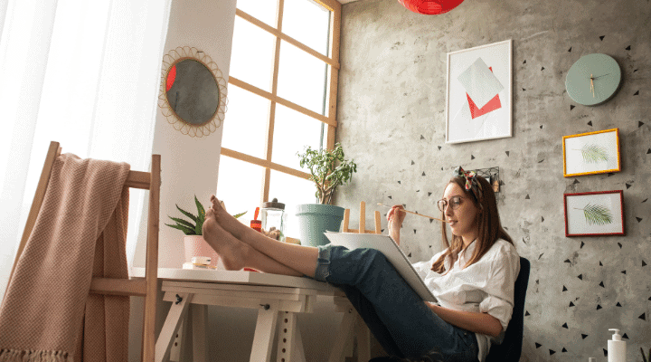 How to be productive after work