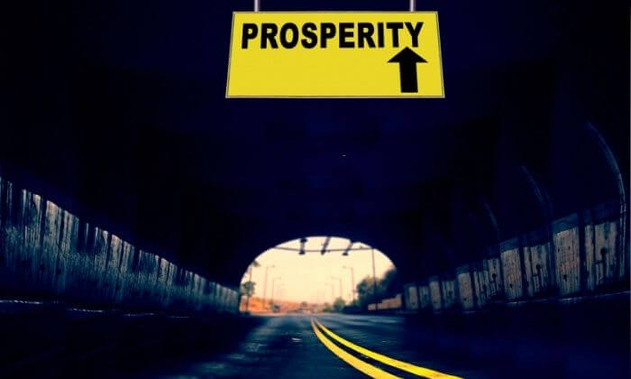 Changed Mindset Leads To Prosperity