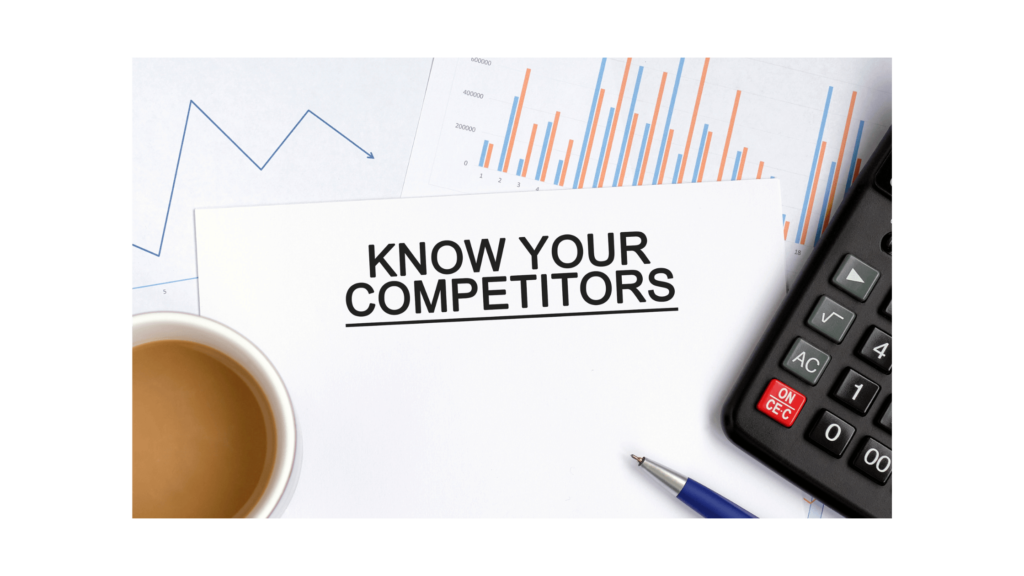 Competitor's Detailed History