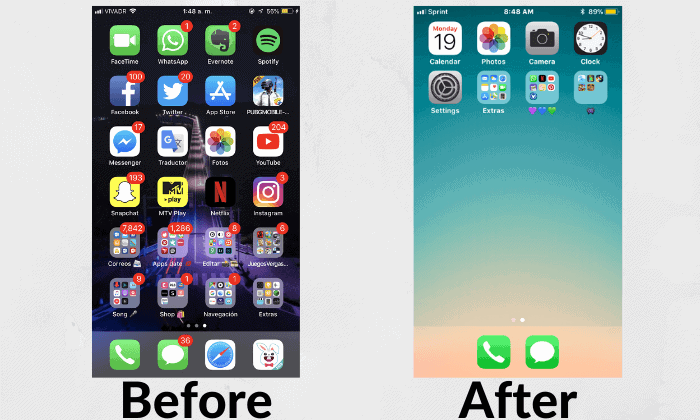Customize Your Home Screen