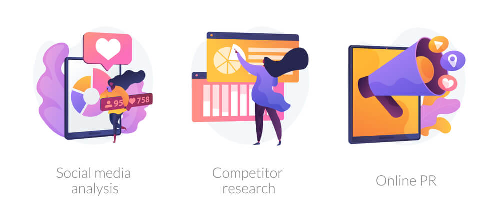 E Commerce Competitor Analysis