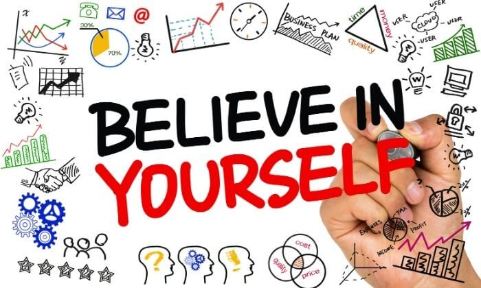 Keep Faith in Your Self-Esteem change your mind change your life
