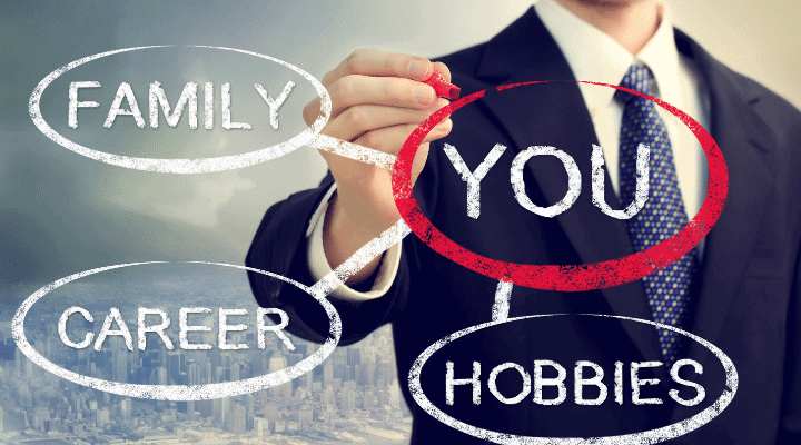 Separate Your Personal and Professional Life
