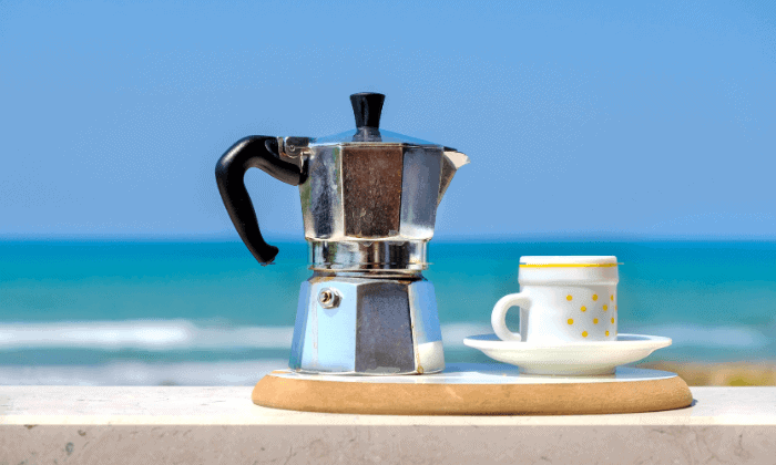 Portable and Functional Coffee Maker
