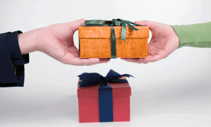 Grow The Habit of Offering Gifts