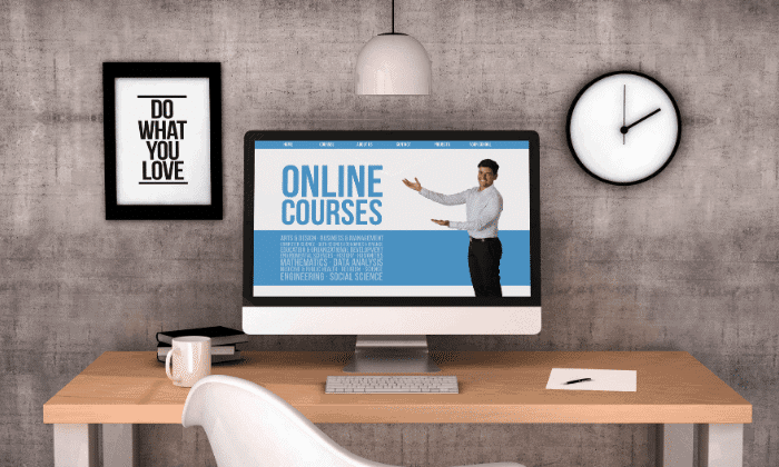 An Effective Online Course gifts for productivity