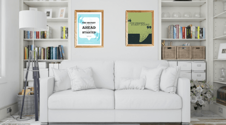 Decorate Room With Inspirational Things