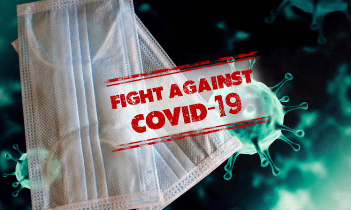 Fighting with COVID-19