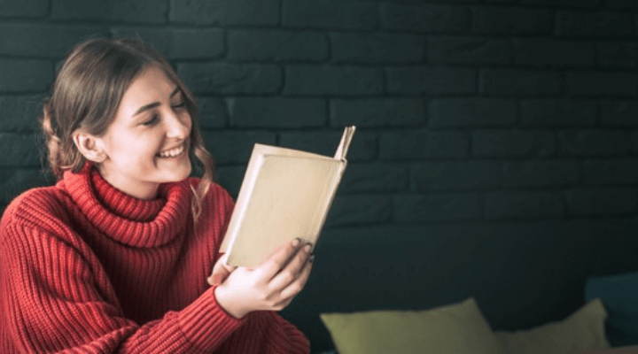Read Books Every Day for self improvement ideas