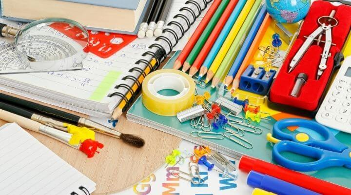 Check All the Necessary School Supplies