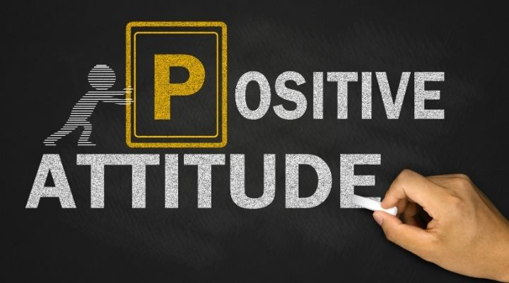 You Worked on Your Attitude