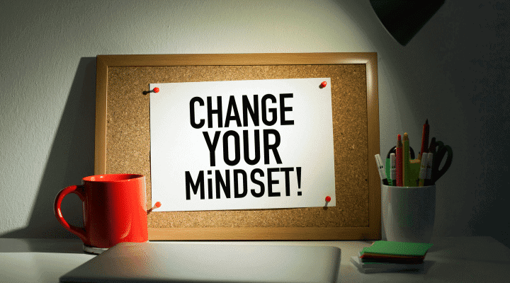 how to be productive when depressed: Change Your State of Mind