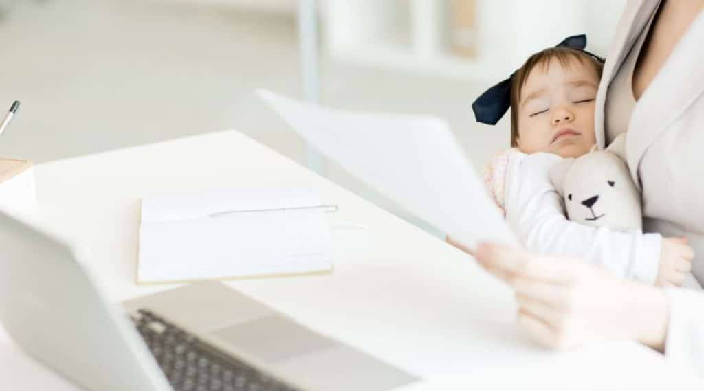 Prioritize Your Works while the Baby is Sleeping