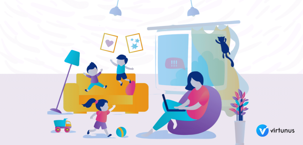 How to Focus Working at Home