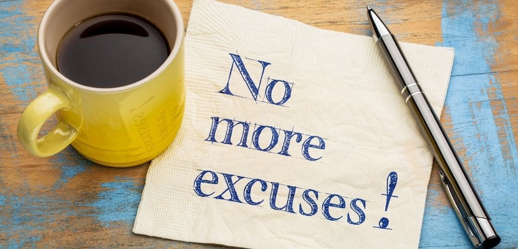 Make No More Excuses Towards Your Duty