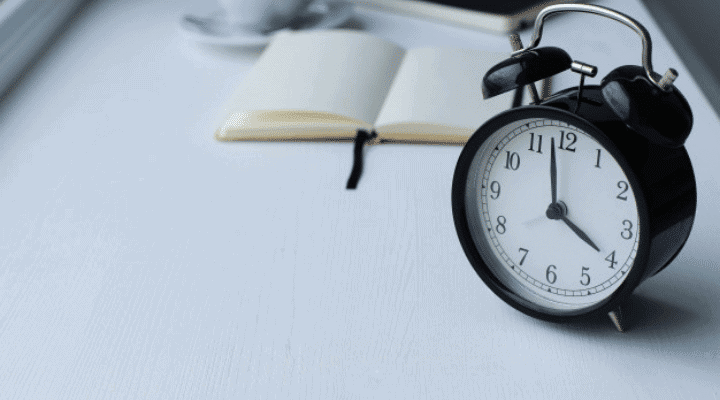Start a Timer and Start Studying for at least 5 Minute