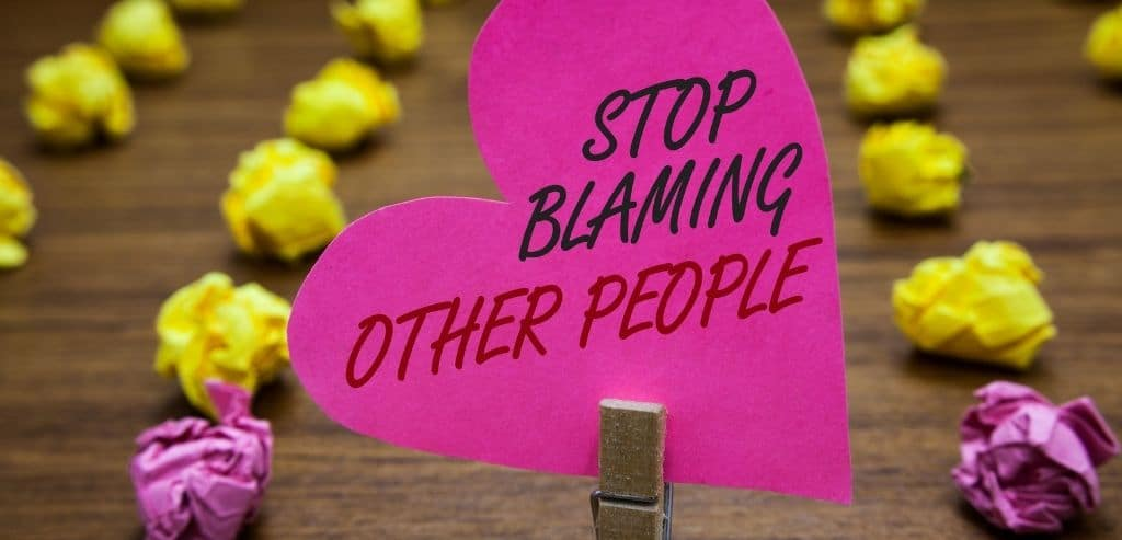 Stop Blaming & Complaining Others For Your Misfortunes