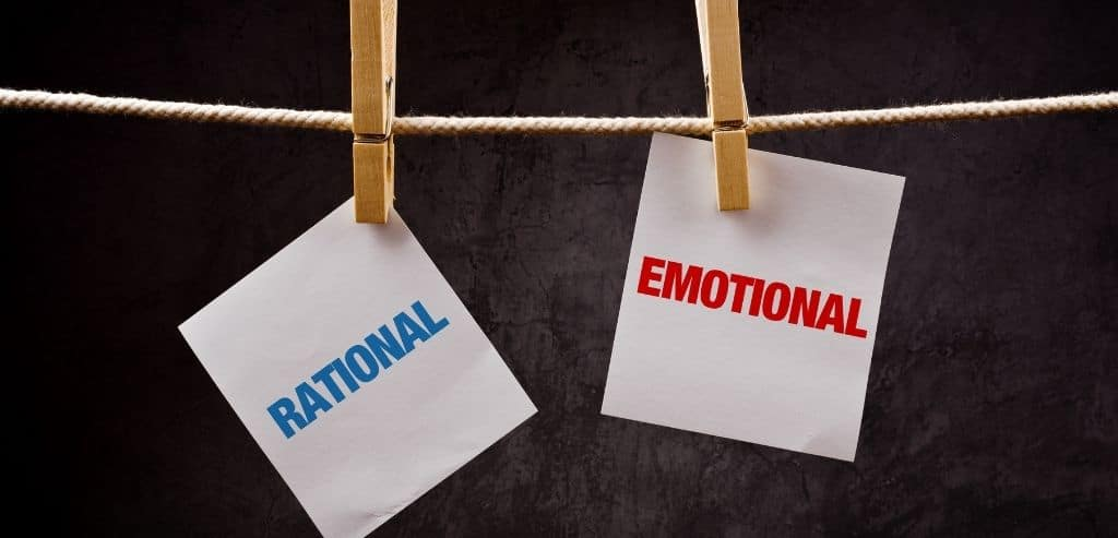 Strike a Balance Between Your Emotions and Rationality