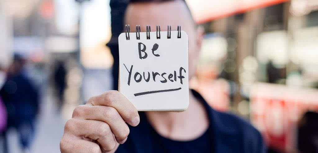 Do not Stop Acting Like Yourself
