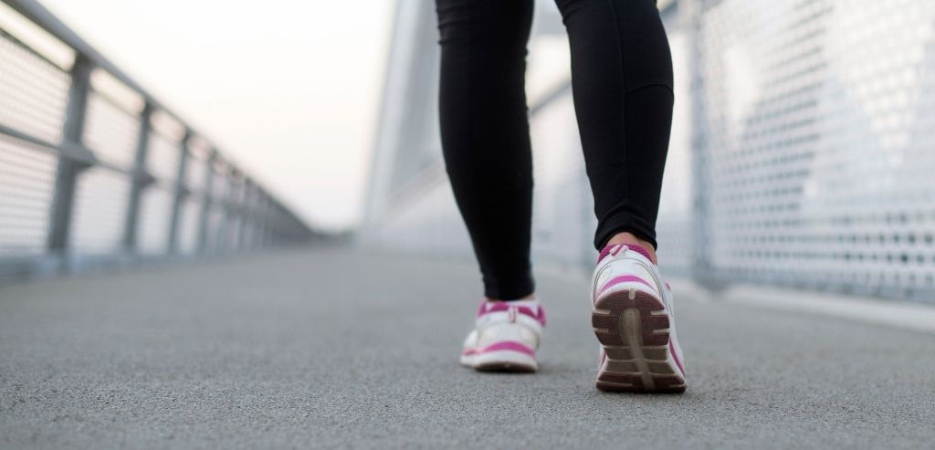 Take a Walk or More Around to Be Active