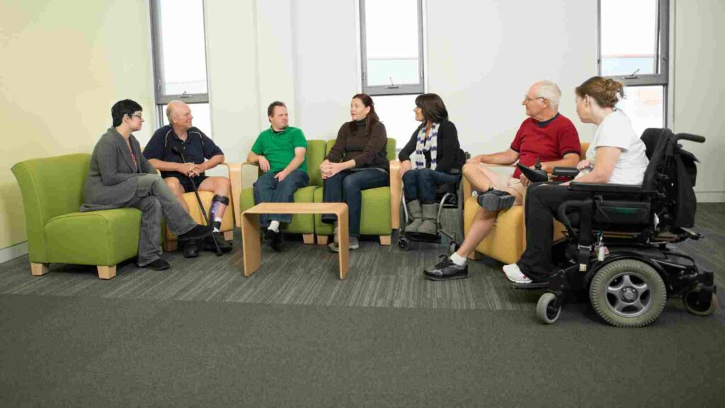 Group Therapy for Adults