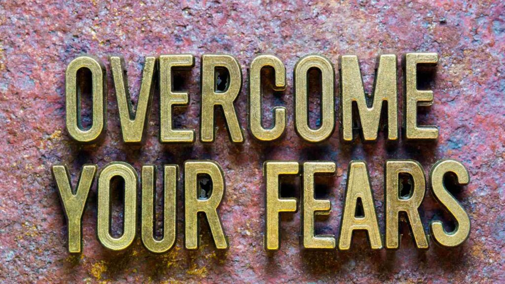 Fight Your Fear: how to network efficiently
